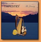 Tapestry Harp and Acoustic Guitar - The Journey CD